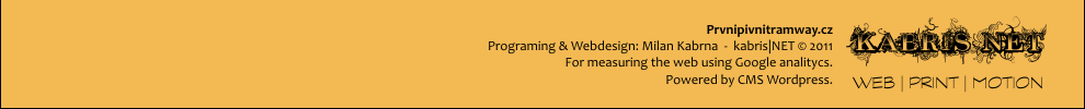 Webdesign: Kabris NET